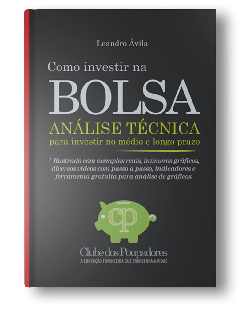 Clique para conhecer o livro sobre Como Investir na Bolsa por Análise Técnica
