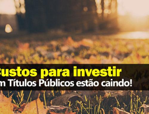 Custos para investir em Título Público