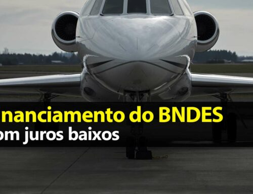 Financiamento do BNDES com juro baixo