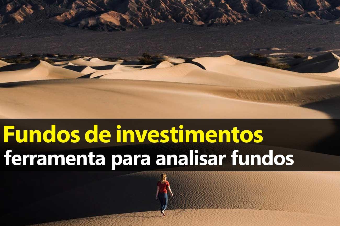 Ferramenta de Análise de Fundos de Investimento