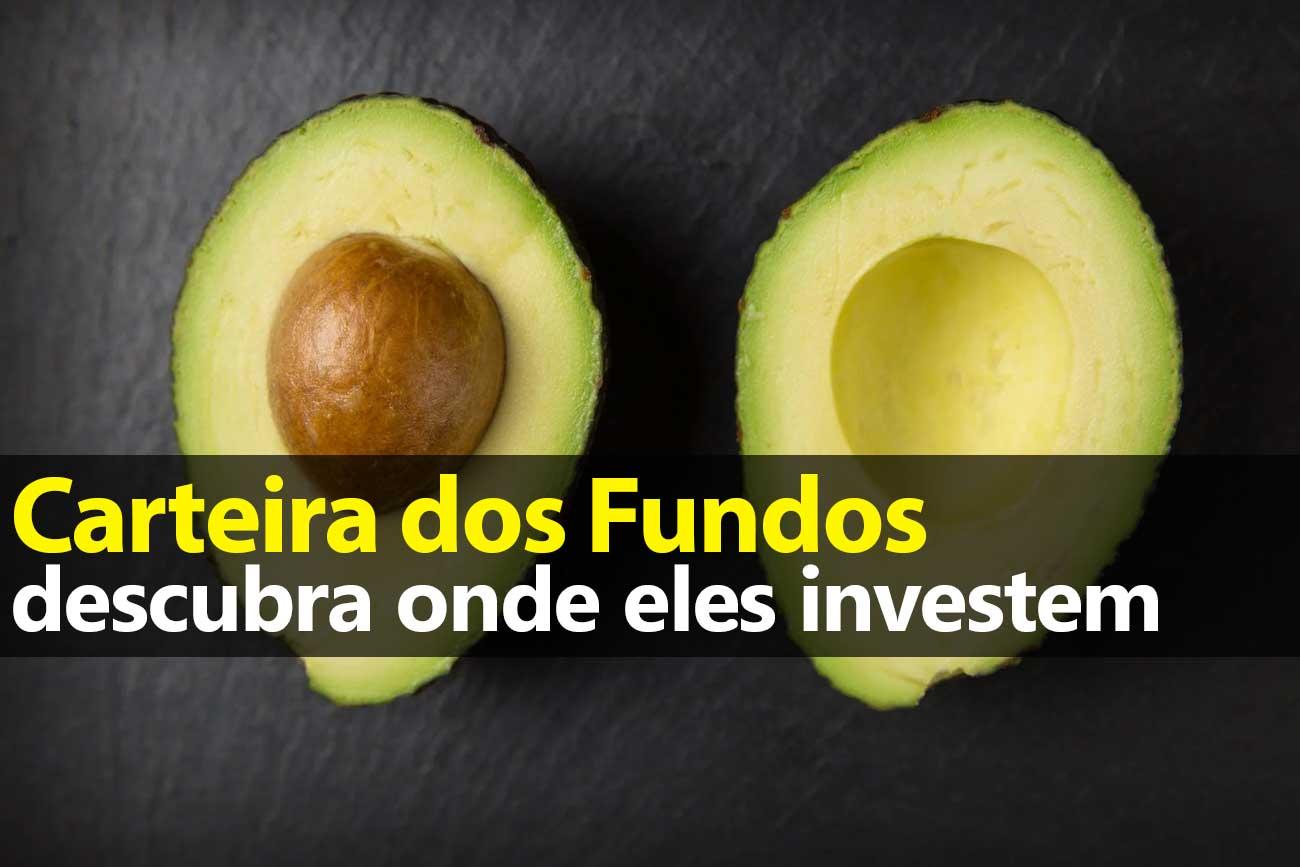Carteira dos Fundos de Investimentos