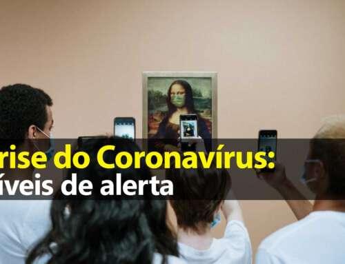 Crise do Coronavírus: Níveis de Alerta