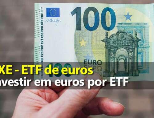 FXE o ETF para investir no EURO