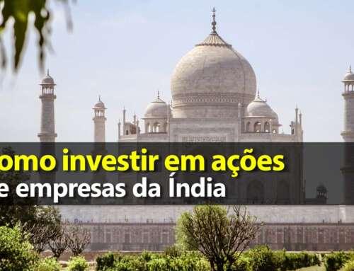 Como Investir na Índia – ETF INDA