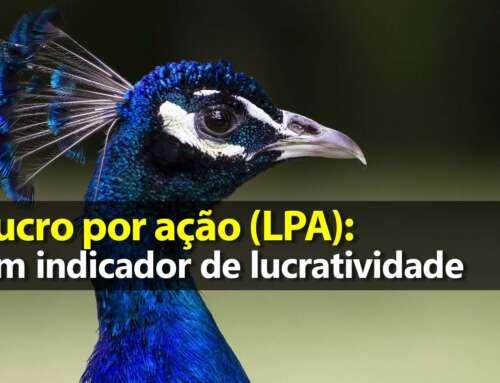 Lucro por ação – LPA