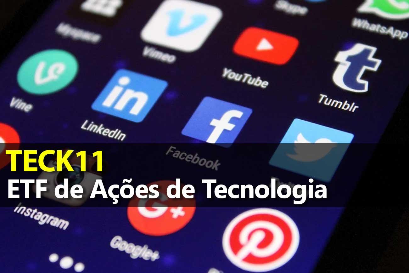 ETF de Ações de Tecnologia – TECK11