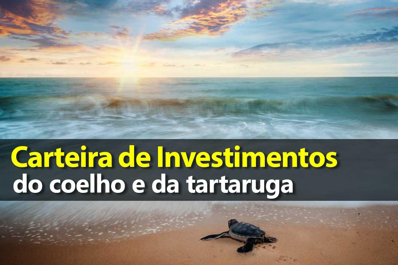 Carteira de Investimentos do Coelho e da Tartaruga