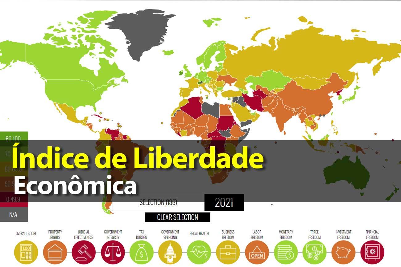 Índice de Liberdade Econômica